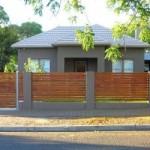 Практичные заборы для частного дома