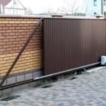 Хотите установить автоматические откатные ворота?